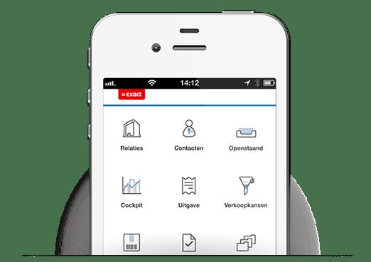 App - online boekhouder