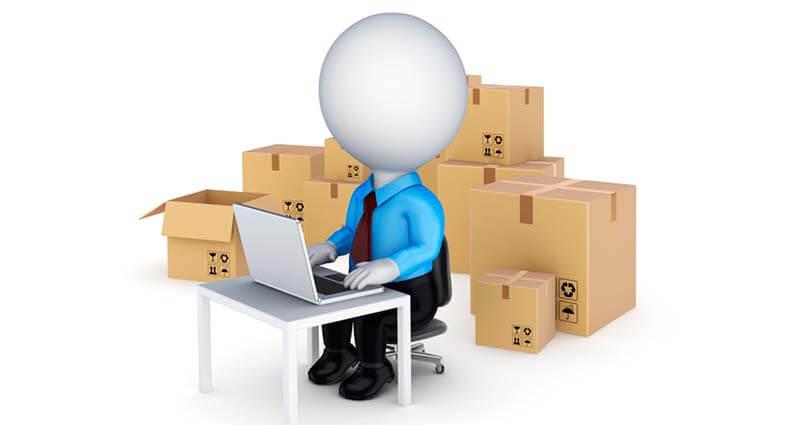 Ondernemer transport en online boekhouden