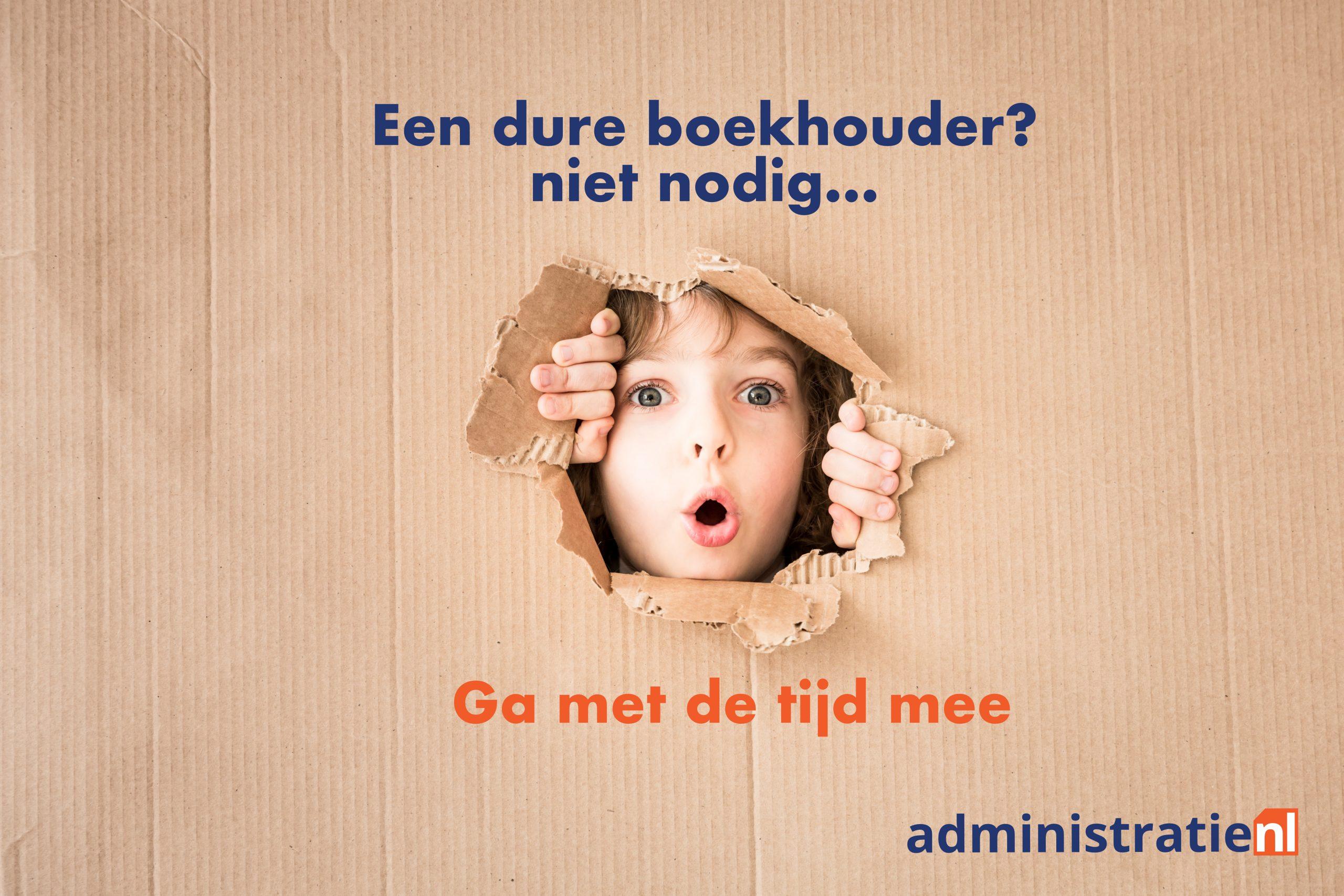 administratienl de boekhouder van Nederland